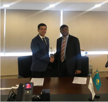 TNC to invest in 1000 hectares orchards in Almaty region