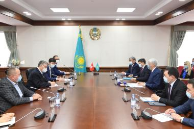 Livestock complex to be built in Almaty region