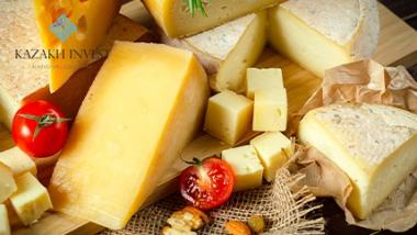 Kazakh investor to set up production of Italian cheese in Almaty region
