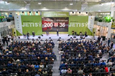 13 memorandums worth $ 859.7 million signed at the Jetіsý Invest forum